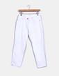 Pantalón pitillo blanc NoName