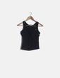 Camiseta nadadora negra plumetti Nike