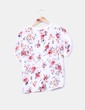 Blusa floral Cherry Couture