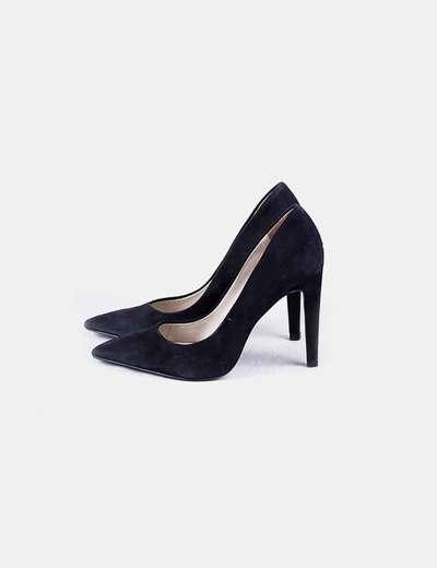 Zapatos stilettos negros