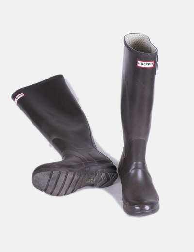 Botas hunter marrones