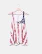 Top print bandera americana Tommy Hilfiger