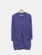 Vestido deportivo azul marino NoName