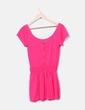 Vestido rosa fucsia CÍA