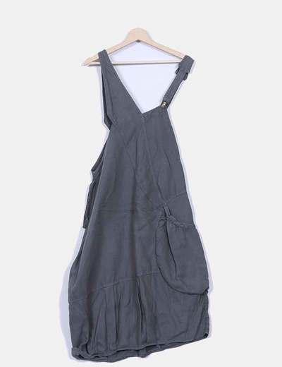 Robe grise de cow-boy Lurdes Bergada