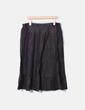 Falda midi marrón Venca