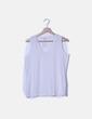 Camiseta lisa blanca NoName