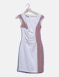 Vestido bicolor Arggido