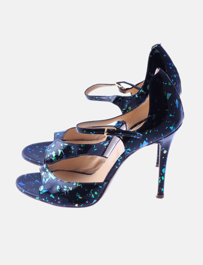 Zapatos charol glitter