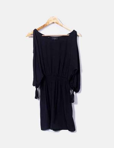 Robe noire moulante de taille Guess