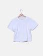 Camiseta blanca lisa Bimba&Lola