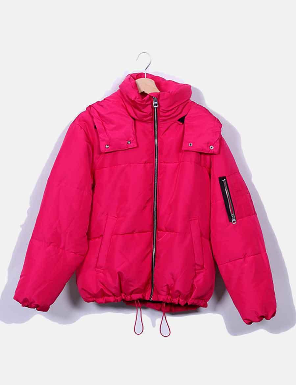Chaquetas Online Acolchada Rosa Y Mujer Abrigos Chaqueta Baratos De w0BqzB4x8