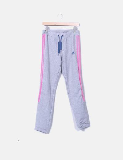 Pantalón baggy deportivo Adidas