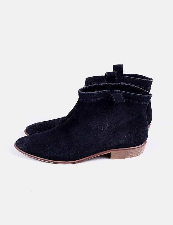 2e098d32b12 serraje negros Mujer de Zapatos Zara Botines apdqa in riposte ...