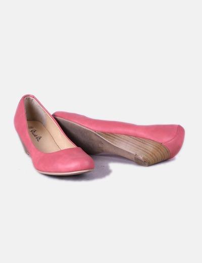 Zapatos con cuna
