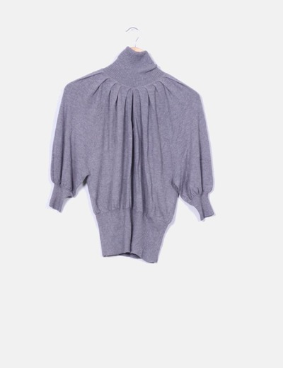 Suéter holgado punto fino  NoName
