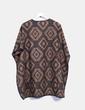 Capa estampado étnico de lana  Vero Moda