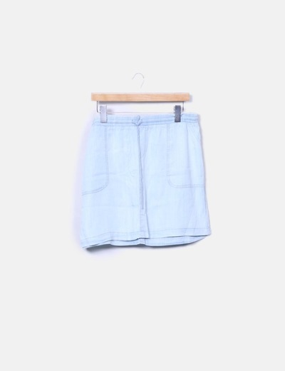 Minifalda denim Cotton:on