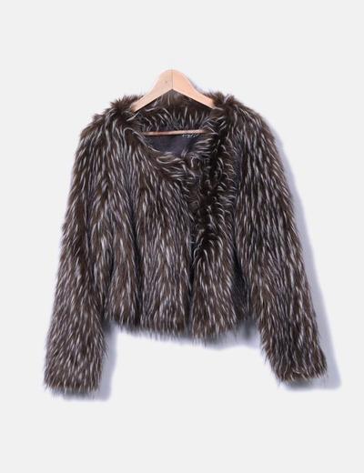Manteau de à fourrure Miss Sixty