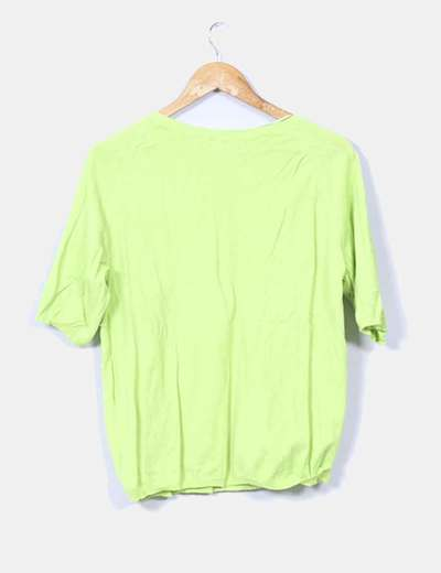 Jersey verde fluor