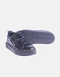 Zapato negro charol de cordones D.Franklin