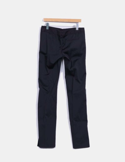 Pantalon chino night negro