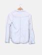 Camisa denim blanca Feeling Girl