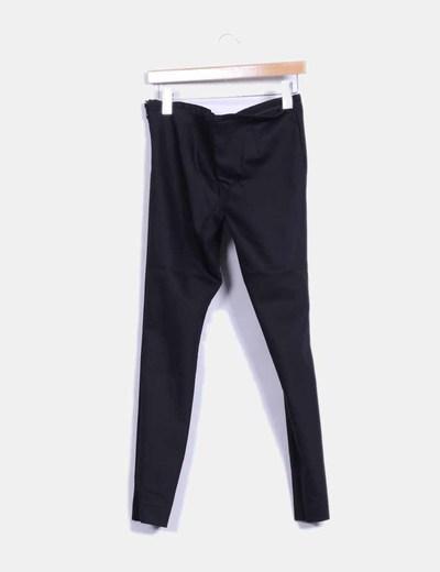 Pantalon chino negro