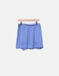Minifalda satinada Mango