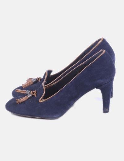 fda5fa7c9 NoName Zapato de tacón azul marino (descuento 81%) - Micolet