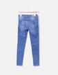 Jeans pitillo rotos Pull&Bear