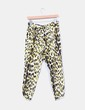 Pantalón baggy amarillo animal print Imperial