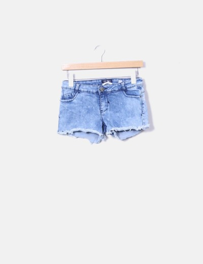 Shorts Blue Rags