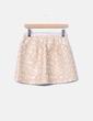 Mini falda glitter dorada Andy & Lucy