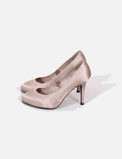 Zapatos de tacón satinados Drastik