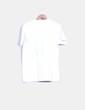 Camiseta blanca boyfriend print letras Fashion Pills