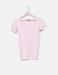 Camisa de malha rosa Ralph Lauren