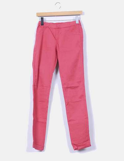 Jeggings coral