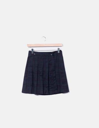 C&A mini skirt