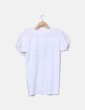 Camiseta blanca print Sarcasm Rad.