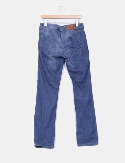 Jeans tono medio