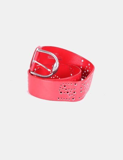 Miss Sixty Cinturón rojo charol (descuento 91%) - Micolet 786e12511b10