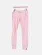Pantalón deportivo rosa Bershka