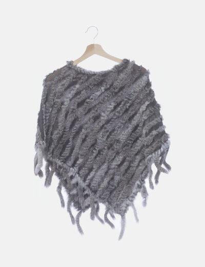 Poncho Made in P.R.C