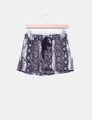 Shorts animal print Mango