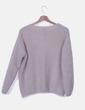 Jersey tricot rosa palo Pull&Bear