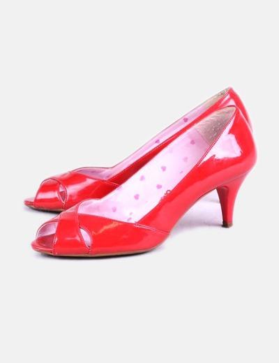 Zapatos rojos Mustang para mujer 9hqPfU