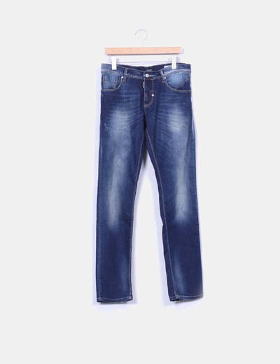 Jeans foncé Anton Heunis
