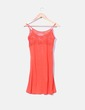 Robe orange en tricot sita murt/