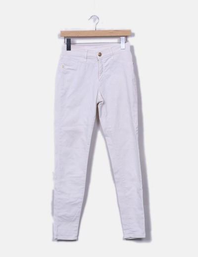Pantalons slim Morgana Lefay